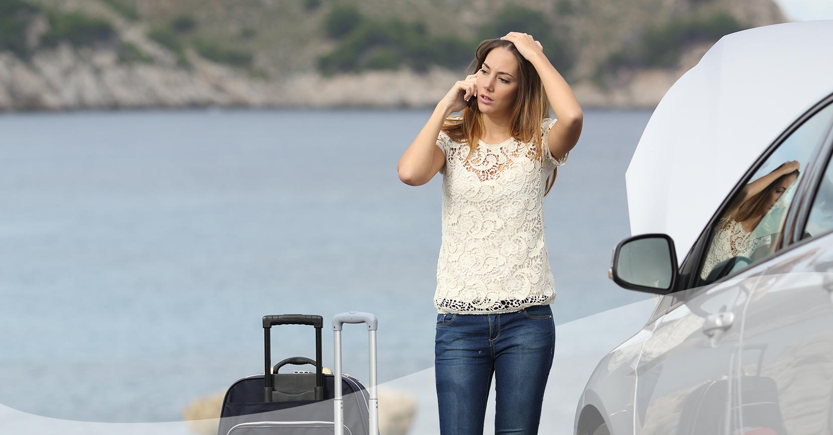 bilforsikring i udlandet