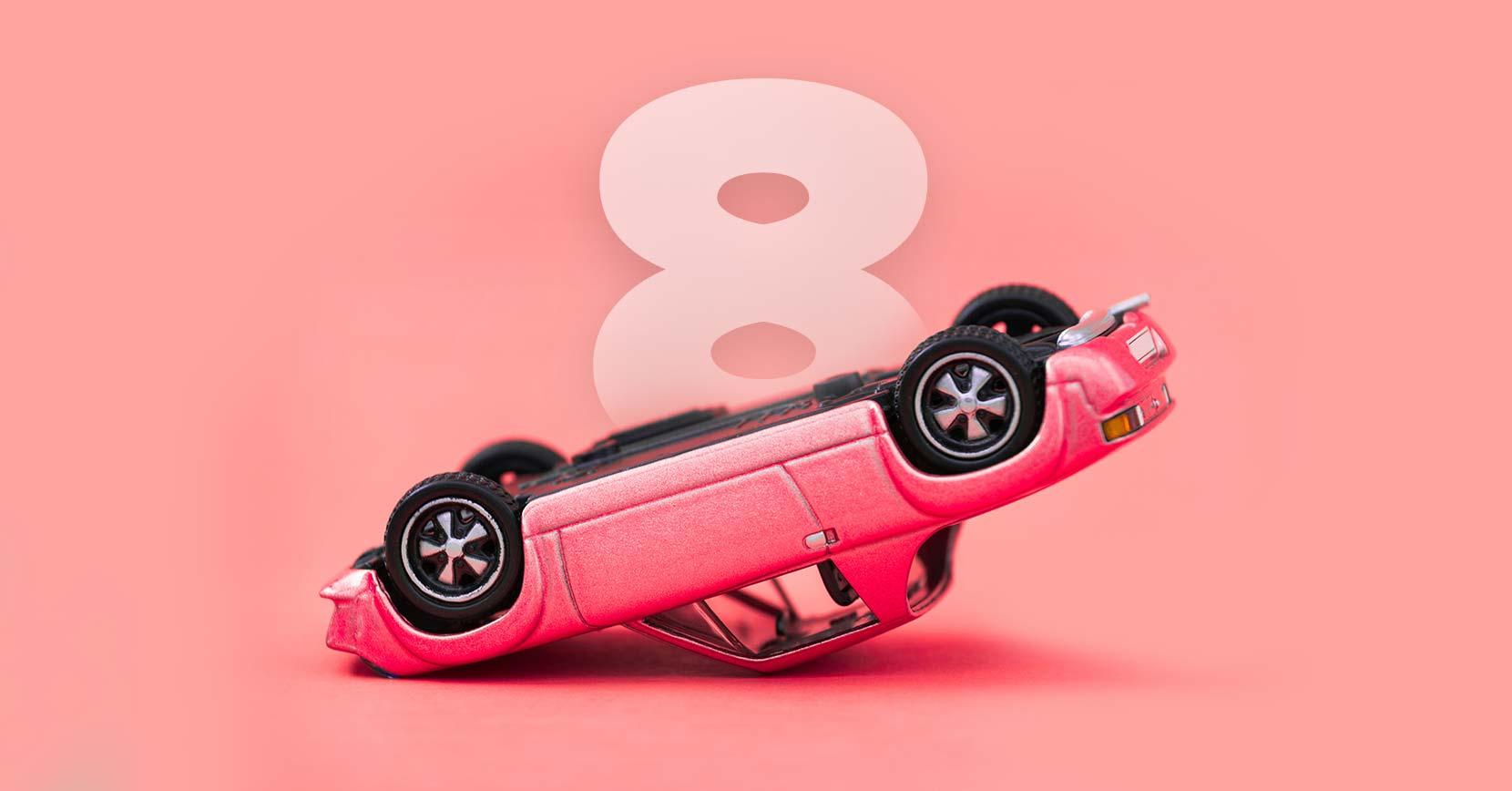 8 ting din bilforsikring ikke dækker