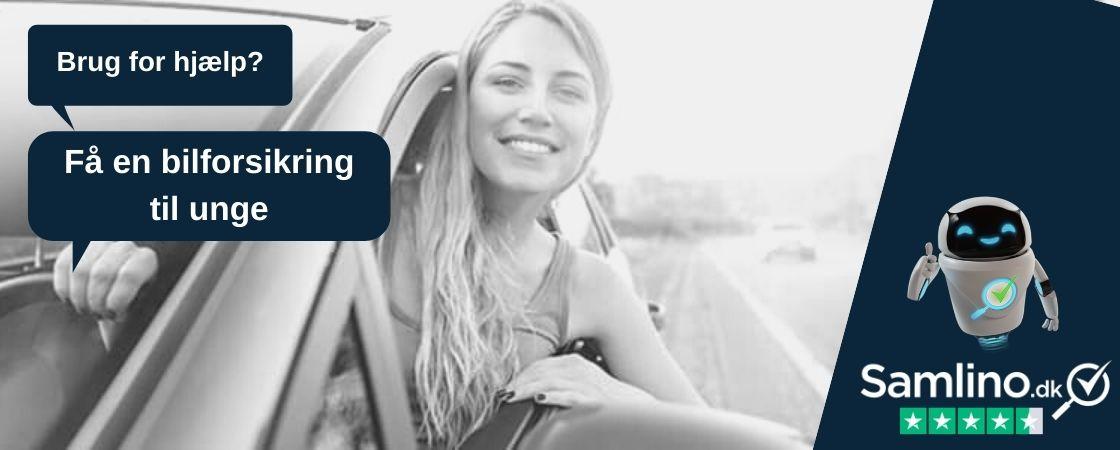 bilforsikring til unge samlino